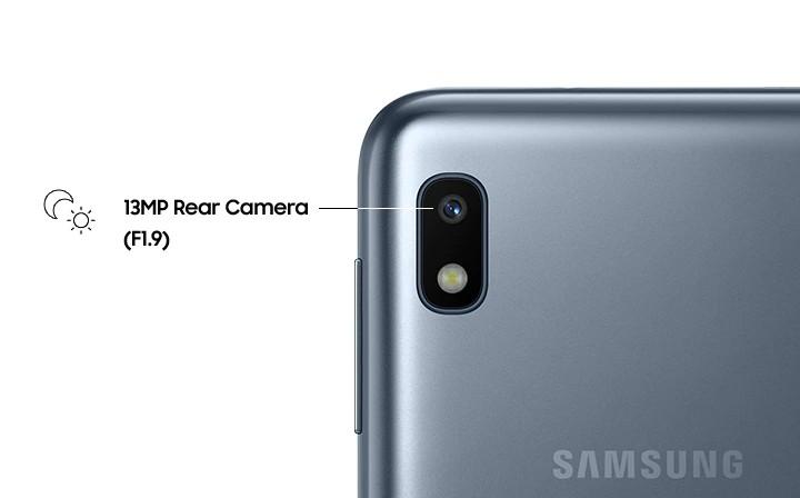 Samsung Galaxy A10 Camera