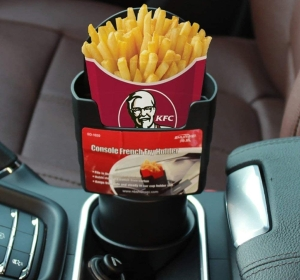 buy car french fries holder online